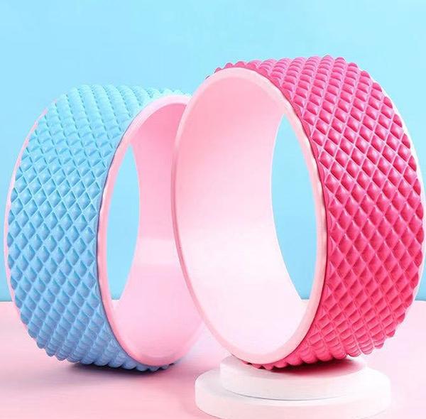 3D massage wheel